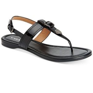 """Pre-loved Coach """"Cassidy"""" Sandal"""